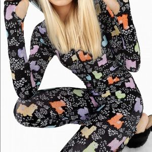 Blackmilk Llamacorn Snuggle Suit